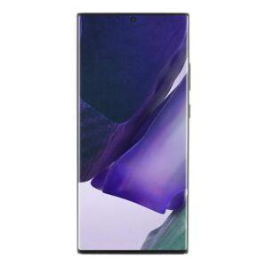 Samsung Galaxy Note 20 Ultra 5G N986B/DS 256GB negro - Reacondicionado: muy bueno 30 meses de garantía Envío gratuito