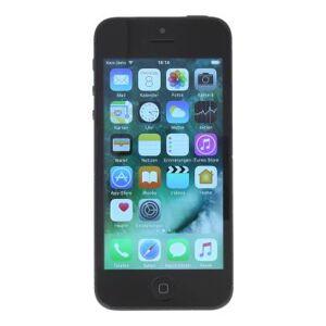 Apple iPhone 5 (A1429) 64 GB negro - Reacondicionado: buen estado 30 meses de garantía Envío gratuito