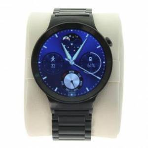 Huawei Watch Active con pulsera de enlace negro - Reacondicionado: como nuevo 30 meses de garantía Envío gratuito