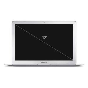 """Apple MacBook Air 2014 13,3"""" QWERTZ ALEMÁN Intel Core i5 1,40 GHz 128 GB SSD 4 GB plateado - Reacondicionado: muy bueno 30 meses de garantía Envío"""