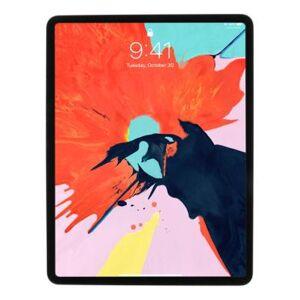 """Apple iPad Pro 12,9"""" (A1876) 2018 256GB gris espacial - Reacondicionado: muy bueno 30 meses de garantía Envío gratuito"""