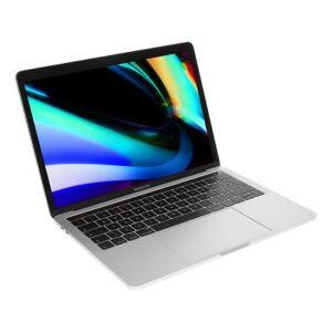 """Apple MacBook Pro 2019 13"""" QWERTZ ALEMÁN Touch Bar/ID Intel Core i5 2,40 GHz 512 GB SSD 8 GB plateado - Reacondicionado: como nuevo 30 meses de"""