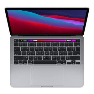 """Apple MacBook Pro 2020 M1 13"""" QWERTZ ALEMÁN M1 512 GB SSD 8 GB gris espacial - Reacondicionado: como nuevo 30 meses de garantía Envío"""