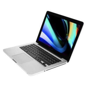 """Apple MacBook Pro 2012 13,3"""" QWERTZ ALEMÁN Intel Core i5 2,50 GHz 512 GB SSD 4 GB plateado - Reacondicionado: muy bueno 30 meses de garantía Envío"""