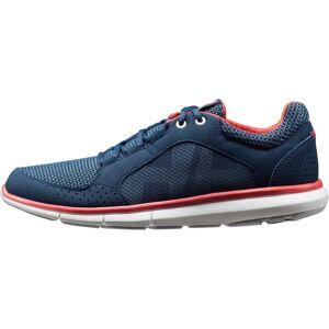 Helly Hansen mujeres Ahiga V4 Hydropower zapatos nauticos Azul marino 3.5