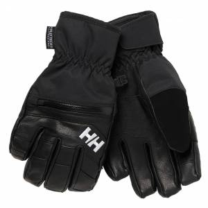 Helly Hansen mujeres Alphelia Warm Tech® guante Negro S