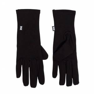 Helly Hansen Lifa Merino guante Liner capa inferior Negro S