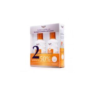 Eucerin Sun Kids Spray Sensitive Protect SPF50 Pack de 2 Unidades x 200ml