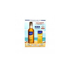 Mustela Pack Especial SPF50 Spray Solar + Leche Solar