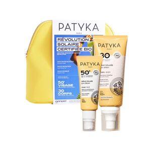 Patyka Solar Duo Kit Crema Facial SPF50+ + Crema Cuerpo SPF30