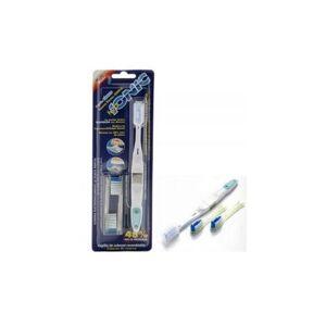 Ionic cepillo electrónico suave 1 cepillo + 2 recambios