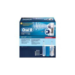Oral-B ® Professional Care Oxyjet +1000