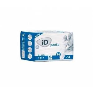 ID Pants Plus T-XL 14uds