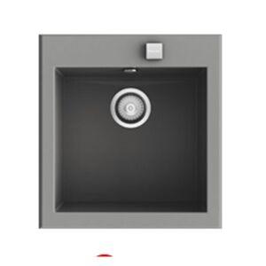 Poalgi Fregadero de 1 cuba Concret 468 x 520mm Shira Poalgi