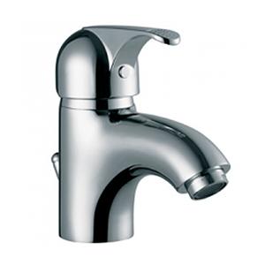 Unisan Sanindusa Grifo monomando para lavabo con válvula de desagüe B touch Unisan