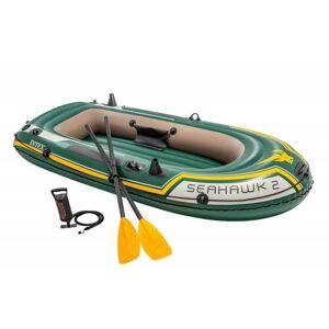Intex Barca hinchable para 2 personas Seahawk Intex