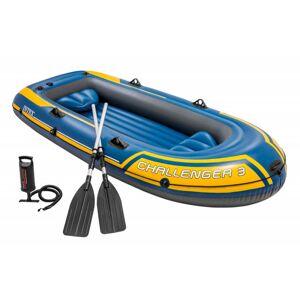 Intex Barca hinchable para 3 personas Challenger 3 Intex