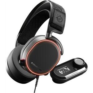 SteelSeries Arctis Pro Gaming Headset + GameDac-Negro, C