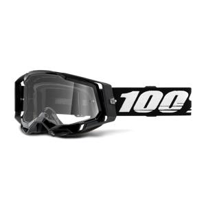100% Gafas de Cross Racecraft 2 Negras