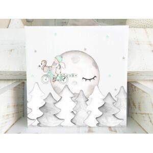 imda Cuadro infantil & 39;Dreams II& 39; (lienzos: Medida 30 x 40cm)