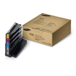 Samsung Depósito de residuos SAMSUNG CLT-W406 para CLP-360, CLP-365, CLX-3300, CLX-3305, SL-C410, SL-C460 7000 páginas