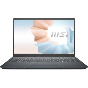 MSI Portátil MSI Modern 14 B10MW-473XES (14& 39;& 39; - Intel Core i7-10510U - RAM: 16 GB - 1 TB SSD - Intel Iris Xe Graphics)
