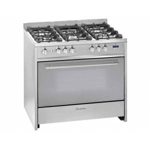 MEIRELES Cocina MEIRELES G 910 X (116 L - Gas Natural - Inox)