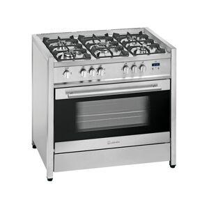 MEIRELES Cocina MEIRELES G 110 X (114 L - Gas Natural - Inox)