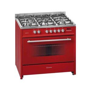 MEIRELES Cocina MEIRELES G 910 R NAT (116 L - Gas Natural - Rojo)