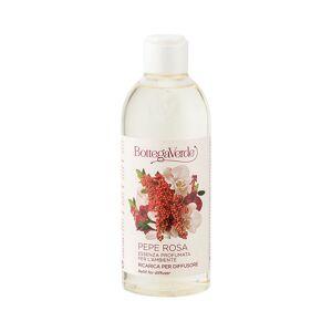 Bottega Verde Esencia perfumada para ambiente - recarga para difusor (250 ml) Pimienta rosa
