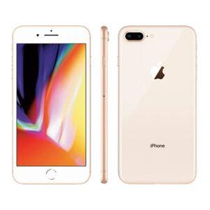 Apple iPhone 8 Plus APPLE (Reacondicionado: A+ - 5.5& 39;& 39; - 256 GB - Dorado)
