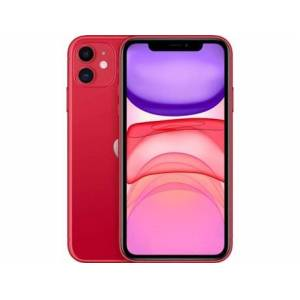 Apple iPhone 11 APPLE (6.1& 39;& 39; - 64 GB - Rojo)