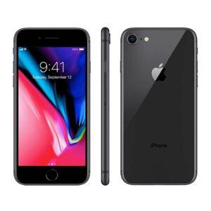 Apple iPhone 8 APPLE (Reacondicionado: A+ - 4.7& 39;& 39; - 64 GB - Gris Sideral)