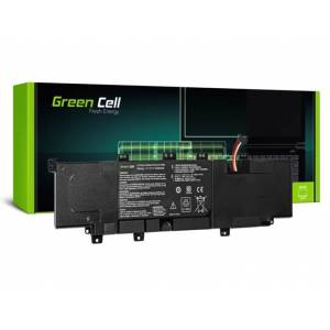 GREEN CELL Batería para Portátil Green Cell Asus S300 S300C S300CA S400 S400C S400CA X402 X402CA X402C
