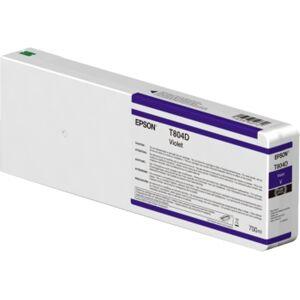 Epson Cartucho de tinta original EPSON 700 ml , Violet, C13T804D00, T804D