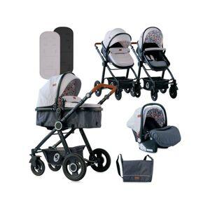 LORELLI Carrito de Bebé Trio LORELLI 3 In 1 Alexa