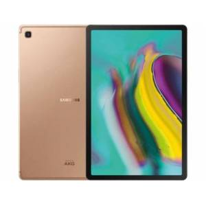 Samsung Tablet SAMSUNG Galaxy Tab S5e (10.5& 39;& 39; - 64 GB - 4 GB RAM - Wi-Fi - Dorado)