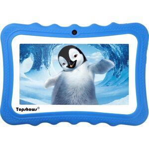 "TOPSHOWS Tablet para Niños TOPSHOWS X1 (7"" - 16GB - 1GB RAM - Wi-Fi - Azul)"