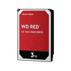 """Western Digital Disco Interno WESTERN DIGITAL Red (3.5"""" - 3000 GB - SATA III)"""