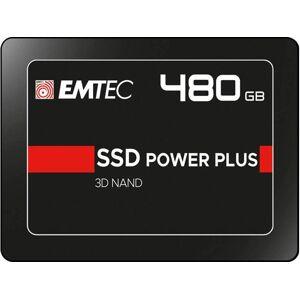EMTEC Disco SSD Interno EMTEC X150 - ECSSD480GX150 (480 GB - SATA - 520 MB/s)