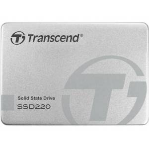 Transcend Disco SSD Interno TRANSCEND SSD220S (480 GB - SATA III - 500 MB/s)