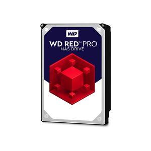Western Digital Disco HDD Interno WESTERN DIGITAL Red Pro (8 TB - SATA - 7200 RPM)