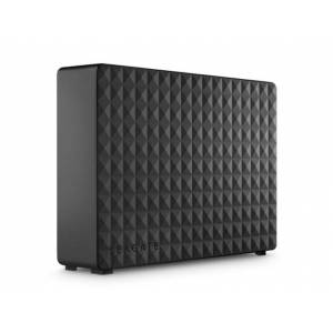 Seagate Disco HDD Externo SEAGATE Expansion 3.0 (Negro - 4 TB - USB 3.0)
