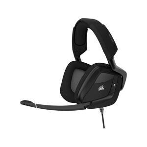Corsair Auriculares Gaming con cable CORSAIR Void RGB Elite (Micrófono - RGB - Negro)