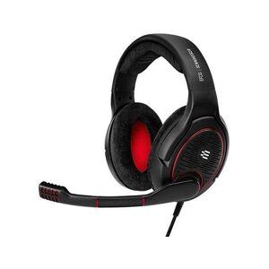 Sennheiser Auriculares Gaming con cable SENNHEISER Game One (Over Ear - Con Micrófono - Negro)