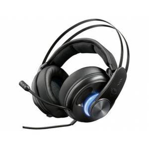 Trust Auriculares Gaming TRUST GXT 383 Dion 7.1 (Con Cable - con Micrófono - Negro)