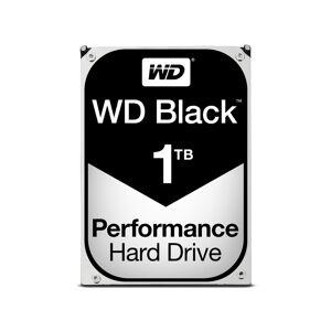 Western Digital Disco HDD Interno WESTERN DIGITAL Black (1 TB)