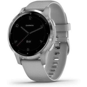 Garmin Reloj Garmin Garmin vívoactive4S Silver/Gray Band