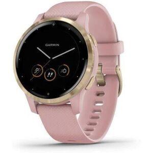 Garmin Reloj Garmin Garmin vívoactive4S LightGold/Pink Band