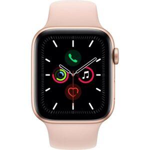 Apple Reloj Apple Apple Watch Series 5 GPS, 44mm Gold Aluminium Case with Pink Sand